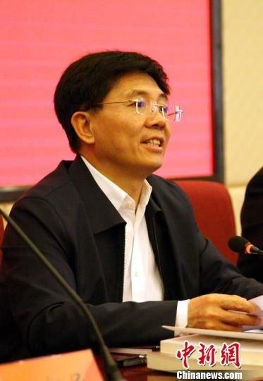 中共湖南省委副书记孙金龙出席会议并讲话。邓霞摄