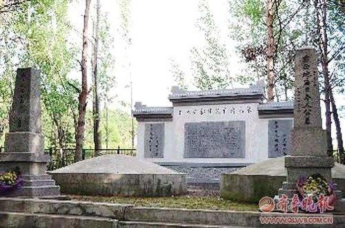 """黑龙江方正为侵华日军立碑被指""""中国碑剧"""""""