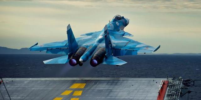 俄舰载机接连坠海,到底咋回事?