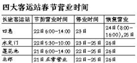 20日21日可买14天内火车票 多地延长取票时间