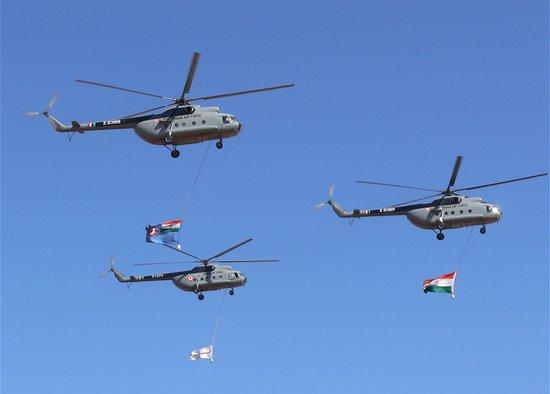 俄向印度交付4架米17直升机 年内还将移交21架