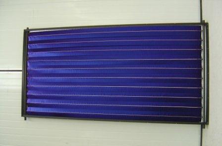 航天科技:太阳能槽式热发电系统