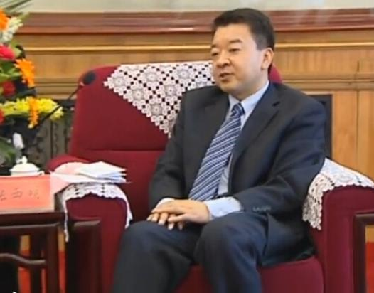 张西明兼任省委宣传部长 曾任中宣部副秘书长
