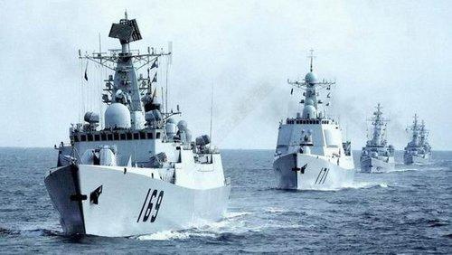 美媒称中国将在南海动武 自信有实力击败西方
