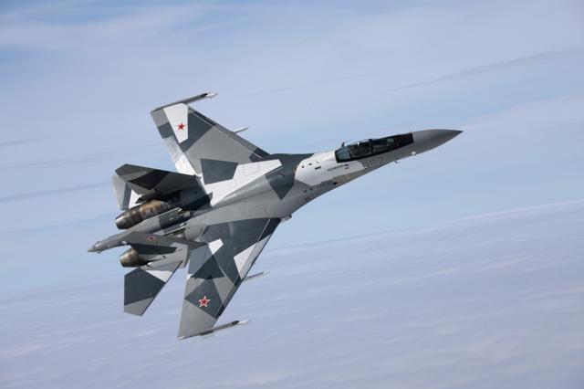 俄媒揭秘中国采购苏35用途:研究性能助国产战机