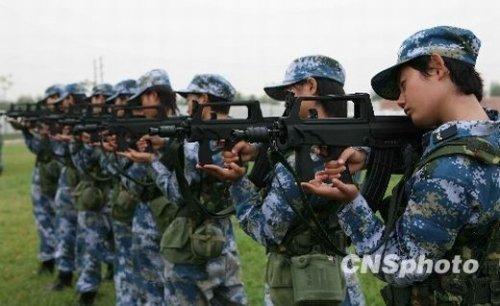 美媒盘点2010尖端武器:解放军六艘航母上榜