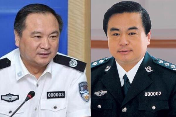 十八大后公安系统23名官员落马 含两名省部级官员
