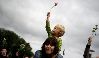 挪威血案76人遇难背后现极右翼阴影