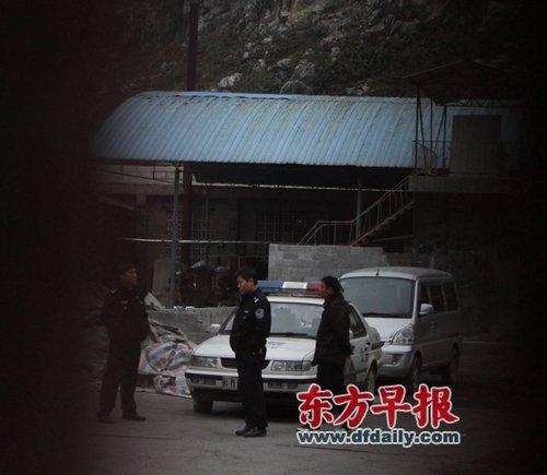 广西镉污染涉案企业污水直排地下溶洞