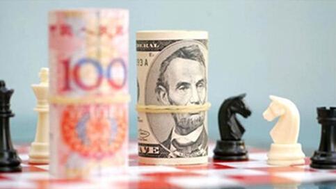 人民币汇率4天3度逼近跌停 专家:不会趋势性贬值