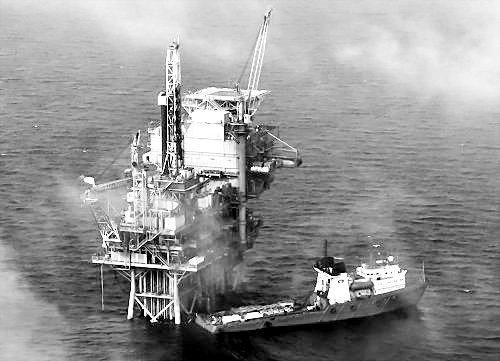 康菲称漏油事件提高知名度 索赔面临法律盲点