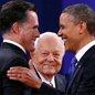 美国总统辩论转向外交政策