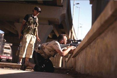 两名美国电视台记者在叙利亚阿勒颇失踪(图)