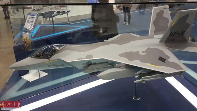 外媒称韩国产5代机10年后量产:专属导弹计划启动