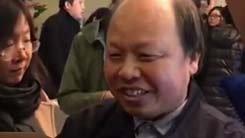 农民工代表巨晓林:帮村民上网了解国家政策