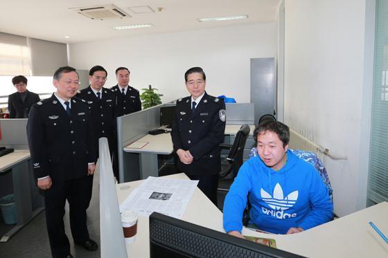 郭声琨:让新闻宣传成为助推公安事业发展的动力