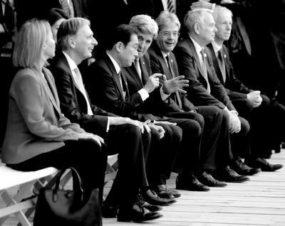 日本G7外长会炒作南海问题 拟签订协议牵制中国