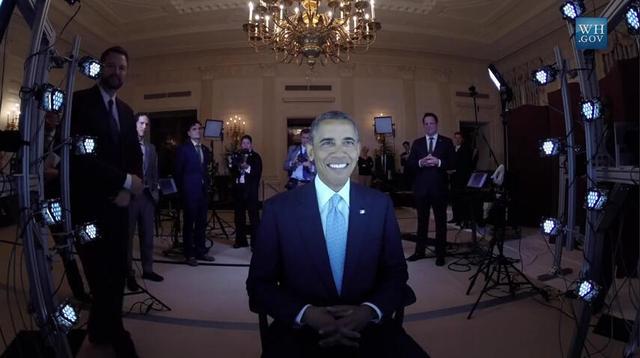"""高科技""""复制""""美国总统 3D打印奥巴马雕像"""