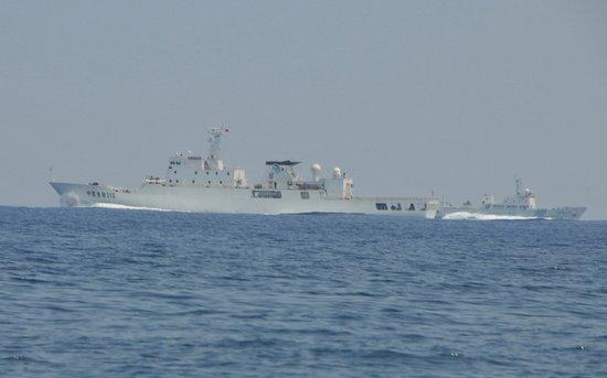 美刊称中国在南海毫不妥协 使冲突风险大增