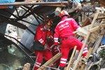 日本灾区的中国救援队