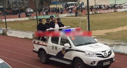 广东陆丰召开集体宣判大会 10人被执行死刑