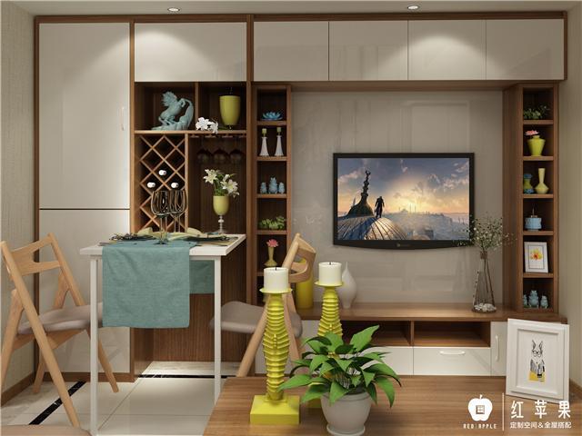 红苹果定制家具,不同风格,不同预算
