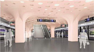 北京地铁10号线二期暂C形运营 明年6月全线接通