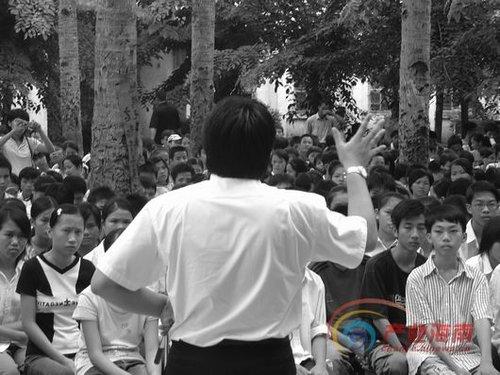 还原真实的黄桂提:不让一个贫困孩子掉队
