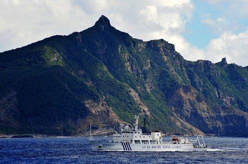 美媒:中国将在三四十年内掌控钓鱼岛与南沙