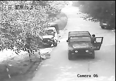 八达岭老虎伤人完整视频曝光 园方被指施救不及时