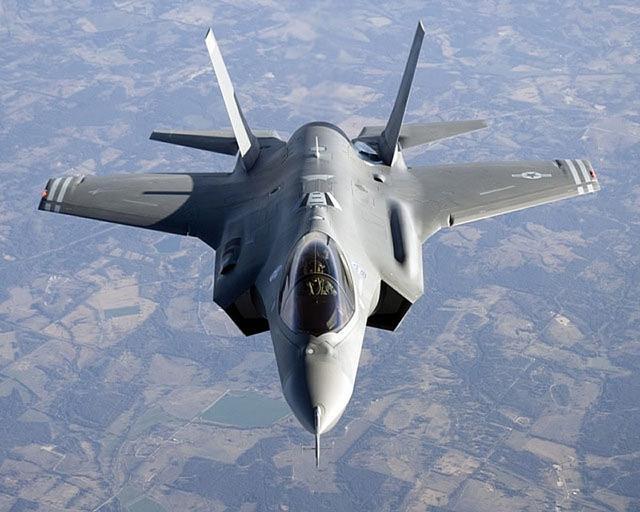西方热炒中国偷窃F-35机密 外交部:勿搞莫须有