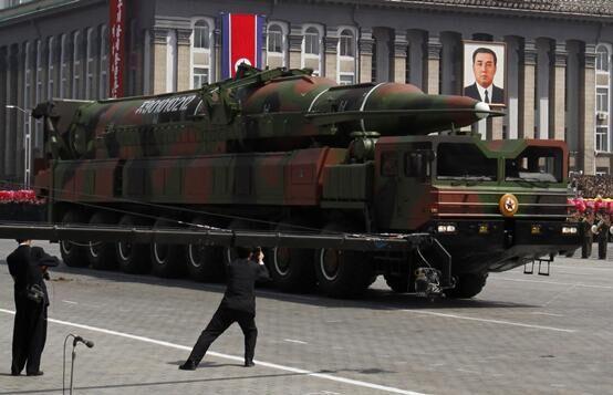 """美方欢迎朝鲜""""近期的克制表现"""" 或有助于开启对话"""