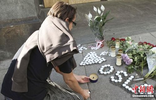 反伊斯兰组织拒挪威嫌犯加入 称其有新纳粹倾向