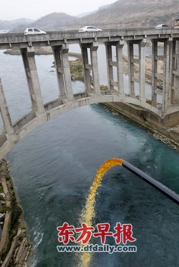 广西镉污染百公里水体超标5倍刑拘7人