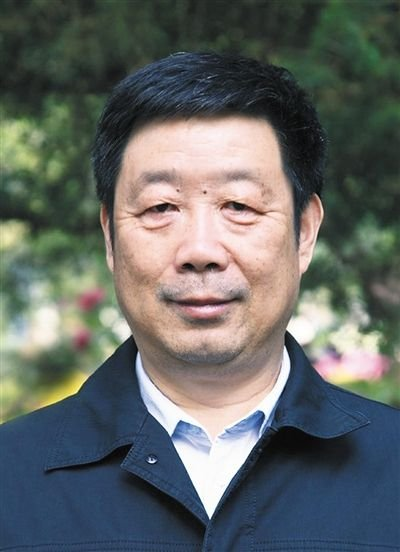 中国载人航天工程总设计师周建平。