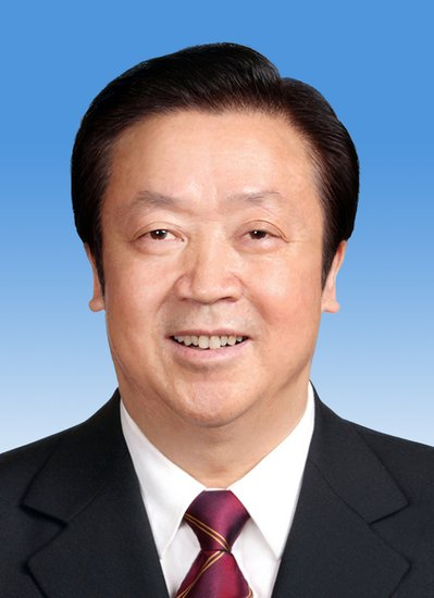 王胜俊当选为十二届全国人大常委会副委员长