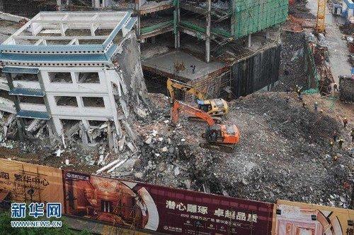 四川绵阳回应香港收回援建资金 称问责拆除问题