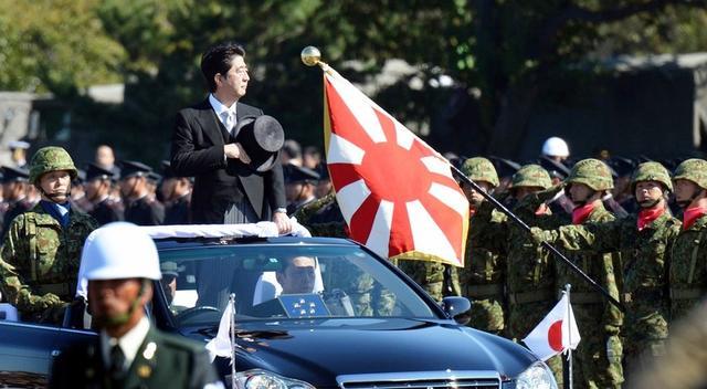日前高官:若要阻止中日战争 必须让安倍退场