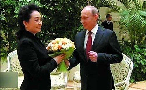 外媒:彭丽媛是中国构建正面影响力的秘密武器