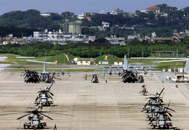 """驻外美军""""保护费""""谁掏最多?日本一年数千亿"""