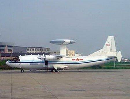 巴基斯坦今年接收中国预警机 对歼20颇感兴趣