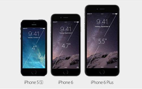 苹果发布iPhone6及iPhone6Plus大陆无缘首发名单