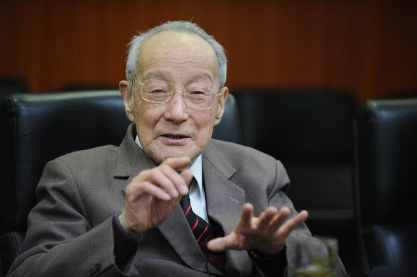 中国稀土之父徐光宪院士逝世 享年95岁