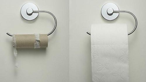 英国异食癖患者爱吃厕纸:不吃完一卷停不下来