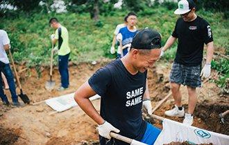 """柬埔寨的中国青年志工""""感到自己被需要"""""""