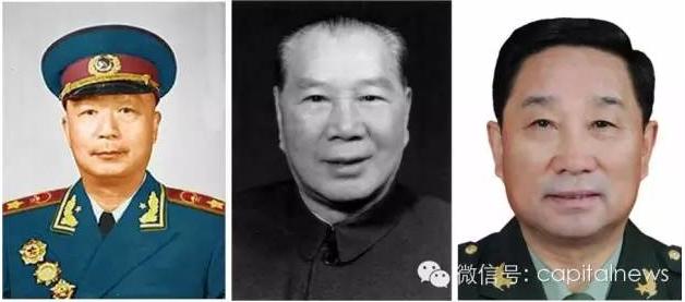 三任阅兵总指挥都来自同一支英雄部队