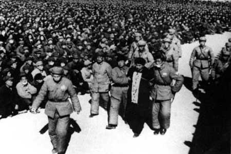 刘青山贪污案:薄一波向毛泽东请求枪下留人