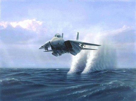 盘点五款经典退役战机:中国歼6气势不减(图)