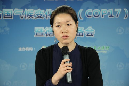 TNC保护信息项目经理陈艾