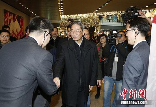 台商担忧台湾政局影响大陆对台政策 张志军表态